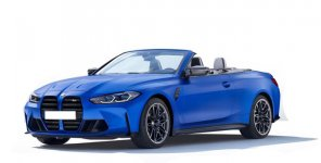 BMW M4 Competition xDrive Convertible 2022