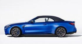 BMW M4 Convertible 2022