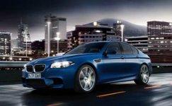 BMW M5 RWD