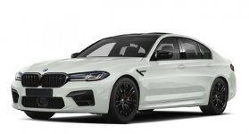 BMW M5 Competition 2022