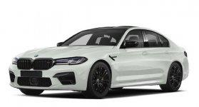 BMW M5 Competition Sedan 2022
