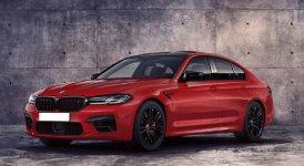BMW M5 Sedan 2022