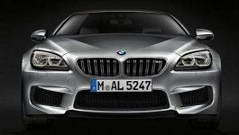 BMW M6 4.4L Gran Coupe