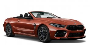 BMW M850i xDrive Convertible 2022