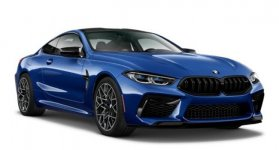 BMW M8 Competition 2021