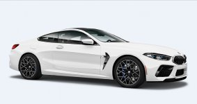 BMW M8 Competition 2022