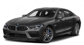 BMW M8 Competition Gran Coupe 2022