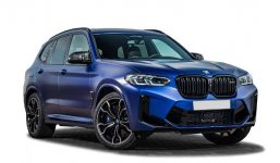 BMW X3 M Competition 2022