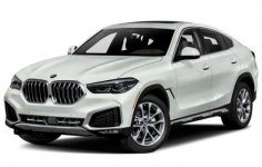 BMW X6 Competition Sports Activity 2020