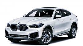 BMW X6 M50i 2022