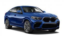 BMW X6 M 2022
