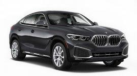 BMW X6 sDrive40i RWD 2021