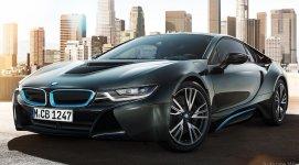 BMW i8 1.5L 4WD