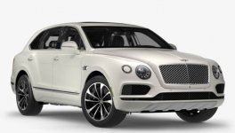 Bentley Bentayga Hybrid 2020