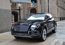 Bentley Bentayga Signature 2018