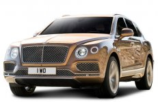 Bentley Bentayga V12 2020