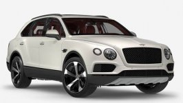 Bentley Bentayga V8 2021