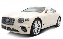 Bentley Continental GT V8 Coupe 1st Edition 2020