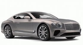 Bentley Continental V8 Coupe 2021