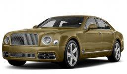 Bentley Mulsanne Speed 2020
