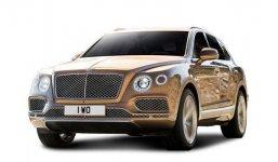 Bentley Bentayga W12 Speed 2022