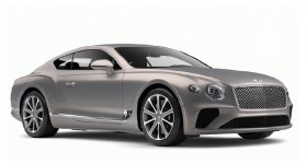 Bentley Continental W12 Coupe 2021