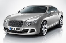 Bentley Continental GT Speed Convertible 2023
