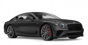 Bentley Continental GT Speed Coupe 2022