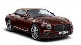 Bentley Continental V8 Convertible 2021