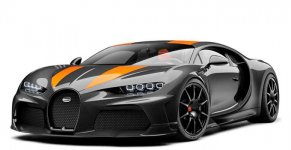 Bugatti Chiron Super Sport 300 Plus 2020