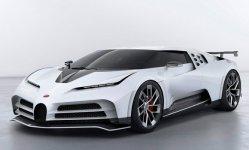 Bugatti Centodieci 2022