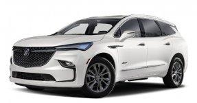 Buick Enclave Avenir 2022