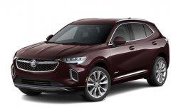Buick Envision Avenir 2022
