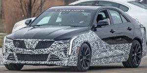 Cadillac CT4-V Blackwing 2021