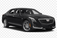 Cadillac CT6 3.0L Twin Turbo Luxury AWD 2018