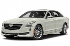 Cadillac CT6 3.0L Twin Turbo Platinum AWD 2018