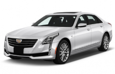 Cadillac CT6 3.6L Platinum AWD 2018