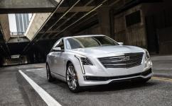 Cadillac CT6 2.0L Turbo 2018