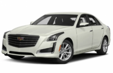 Cadillac CTS  3.6L Luxury AWD 2018