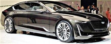 Cadillac Escala 2021