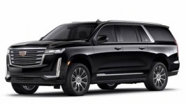 Cadillac Escalade ESV Luxury 2021