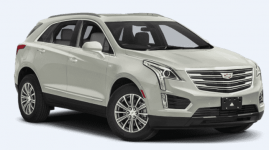 Cadillac XT5 FWD 2019