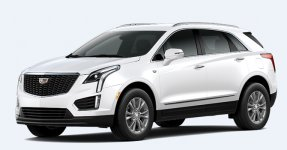 Cadillac XT5 Premium Luxury 2021