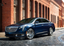 Cadillac XTS V-Sport Platinum Twin Turbo AWD 2018