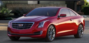 Cadillac ATS Performance 2017