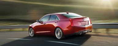 Cadillac ATS Performance 3.6L 2017