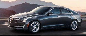 Cadillac ATS Standard 2.5L 2017