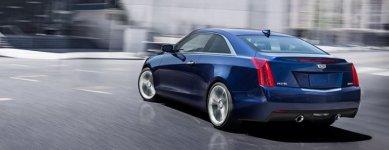 Cadillac ATS V Coupe 2017