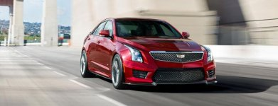 Cadillac ATS V Sedan 2017