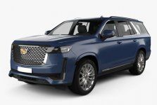 Cadillac Escalade ESV Luxury 4WD 2021